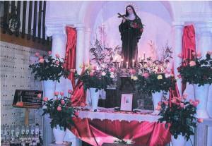 L'Autel de Sainte Rita Toulouse