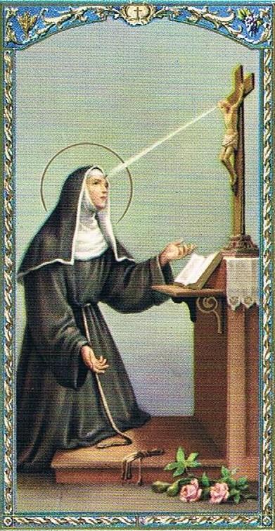 PRIÈRES à Sainte Rita · Eglise Sainte Rita de Toulouse